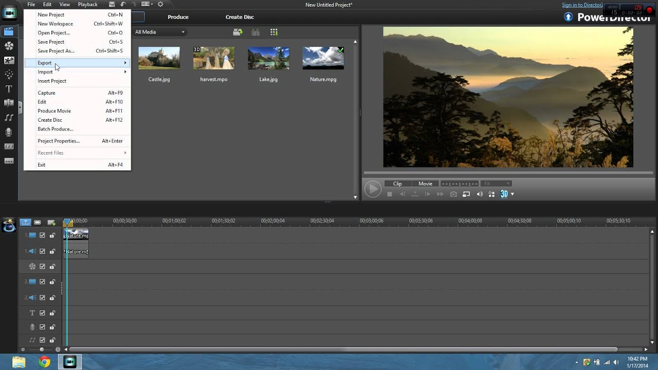 2014 Best Free Video Editing Software Youtube
