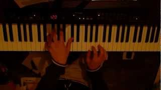Serge Gainsbourg Sorry angel Piano Tutorial