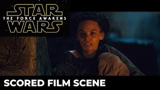Scoring example: Star Wars The Force Awakens - Finn & The Villager
