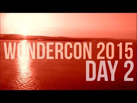 [CON VLOG] WONDERCON 2015 - DAY 2