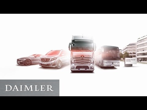 Daimler's annual press conference summed up in three minutes