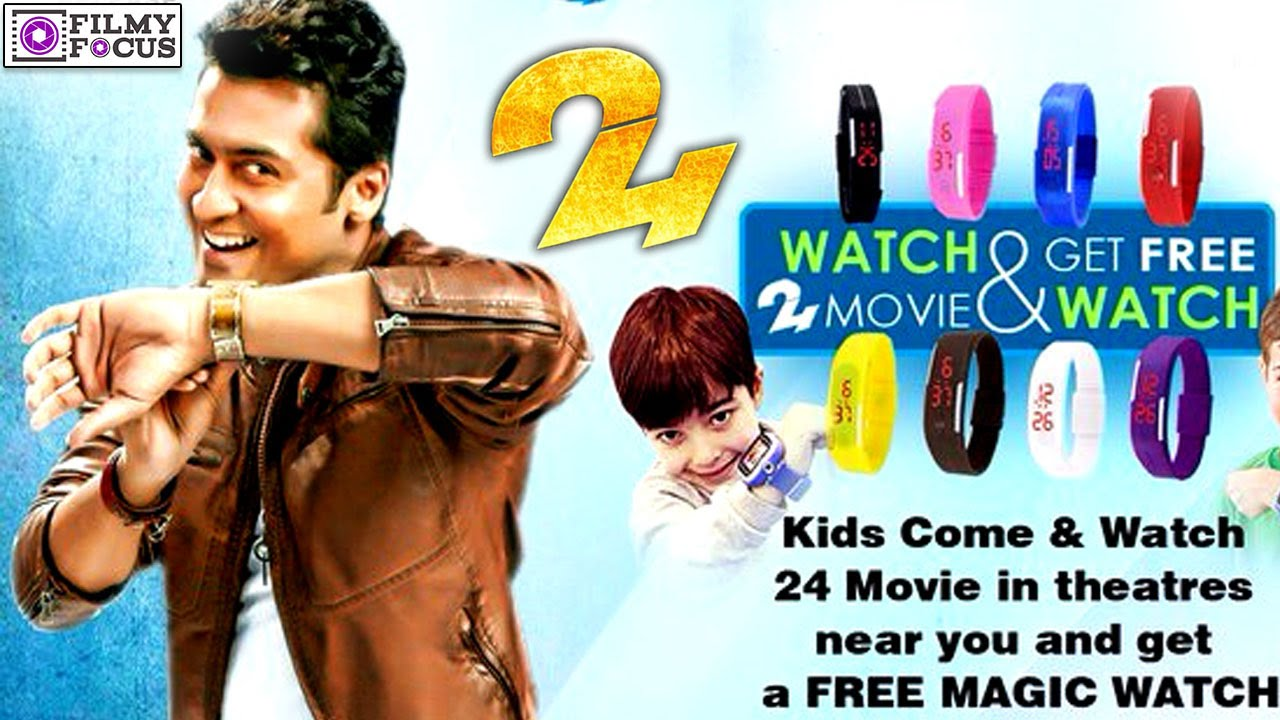 Suriya's special gift for children watching '24' | filmyfocus.com ...