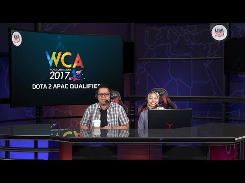 LIVE: Execration vs Young Minds @WCA 2017 APAC Main Event with @Velajave @Varizh
