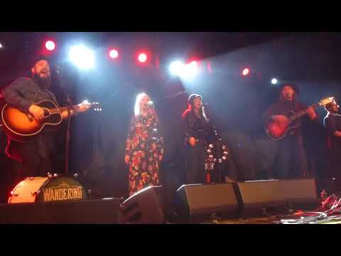 The Wandering Hearts - Fire & Water (Live At The Barrowland Ballroom Glasgow 12-16-2017)