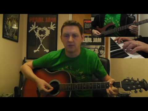 Crazy Mary - Pearl Jam acoustic cover
