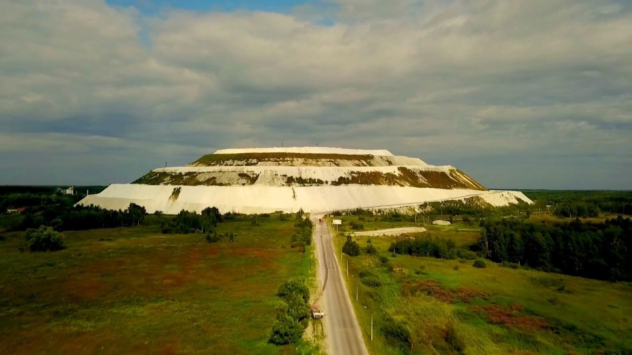 белая гора воскресенск фото началом работы