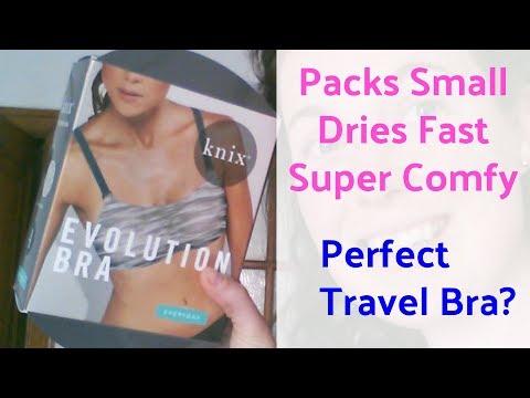 Unboxing! Knixwear Evolution Bra + Leak Proof Underwear
