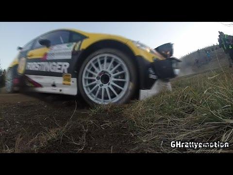 Fiesta R5 spins