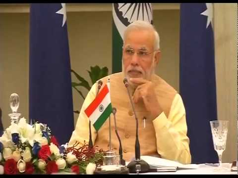 India-Australia sign civil nuclear deal