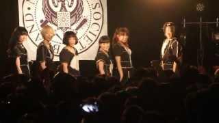 BiS 2014/06/30 My Ixxx (M4) @ 札幌Bessie Hall