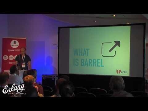Building a P2P Multi-Purpose Database by Benoit Chesneau