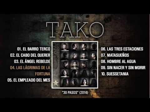 "TAKO ""30 Pasos"" (Álbum completo)"