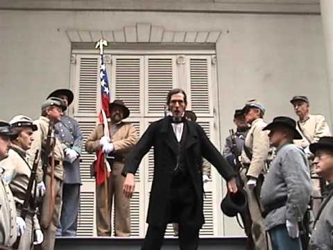 SPEECH by Jefferson Davis for The Great Sacrifice of President Jefferson Davis