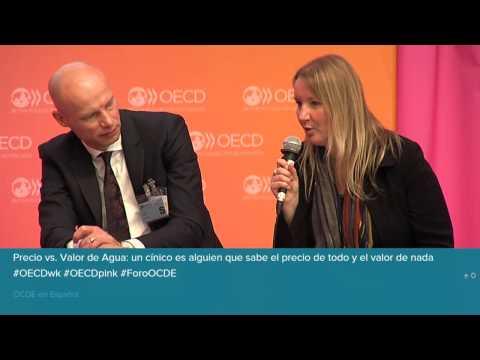 OECD Forum 2015 – Valuing Water Better