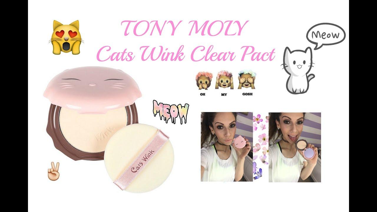 TONYMOLY CATS WINK CLEAR PACT - #1 CLEAR SKIN Organic, Virgin ARGAN BUTTER_8 oz_ 2 Ingredients_Organic Argan Oil & Raw Shea Butter_Hair, Skin, Anti-Aging, Moisturizing, Fast Absorbing (8 oz)