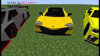 MOD DE CARROS PARTE 2 RESUBIDO FLANS MOD MINECRAFT 1.7.10