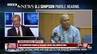 LIVE Coverage: OJ Simpson parole hearing from Nevada