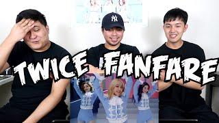 TWICE 「Fanfare」Music Video | REACTION