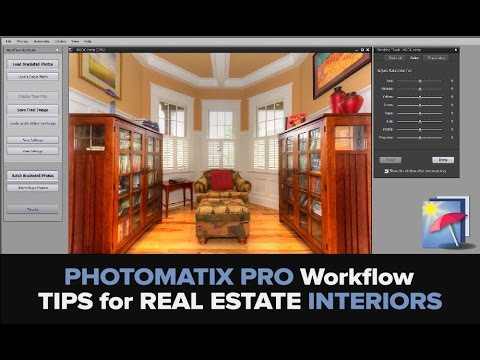 Photomatix Pro Workflow Tips for Real Estate Interiors