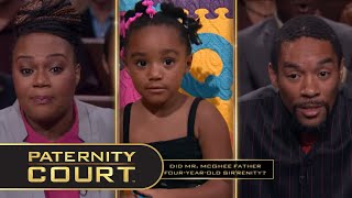 Man Denies Estranged Wife's Child, Her Mother Believes HIM! (Full Episode)   Paternity Court