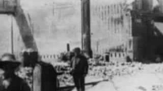 San Francisco earthquake 1906 footage