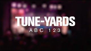 Tune-Yards - ABC 123 (Live MicroShow performance at the Turf Club)