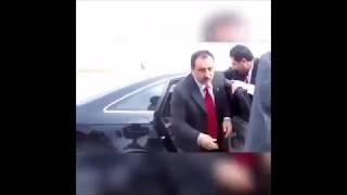 Bir Muhsin Başkan Vardı Makam Arabasında Namaz Kılıyor