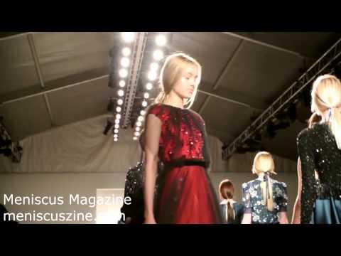 Jenny Packham - Fall 2013 New York Fashion Week - Meniscus Magazine