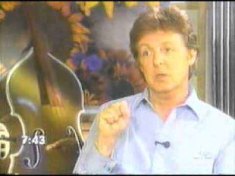 Paul McCartney Talks about Linda 1997