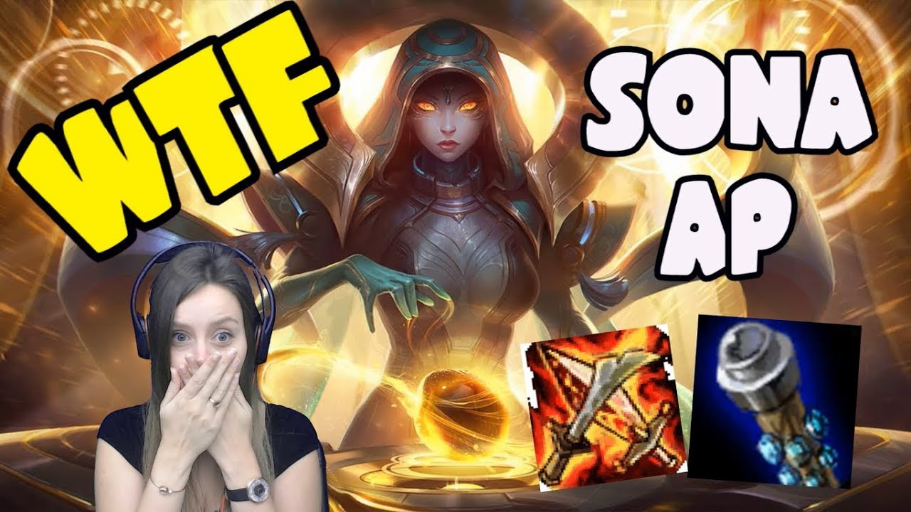 SONA SUPPORT FULL AP WTF LES DOMMAGES
