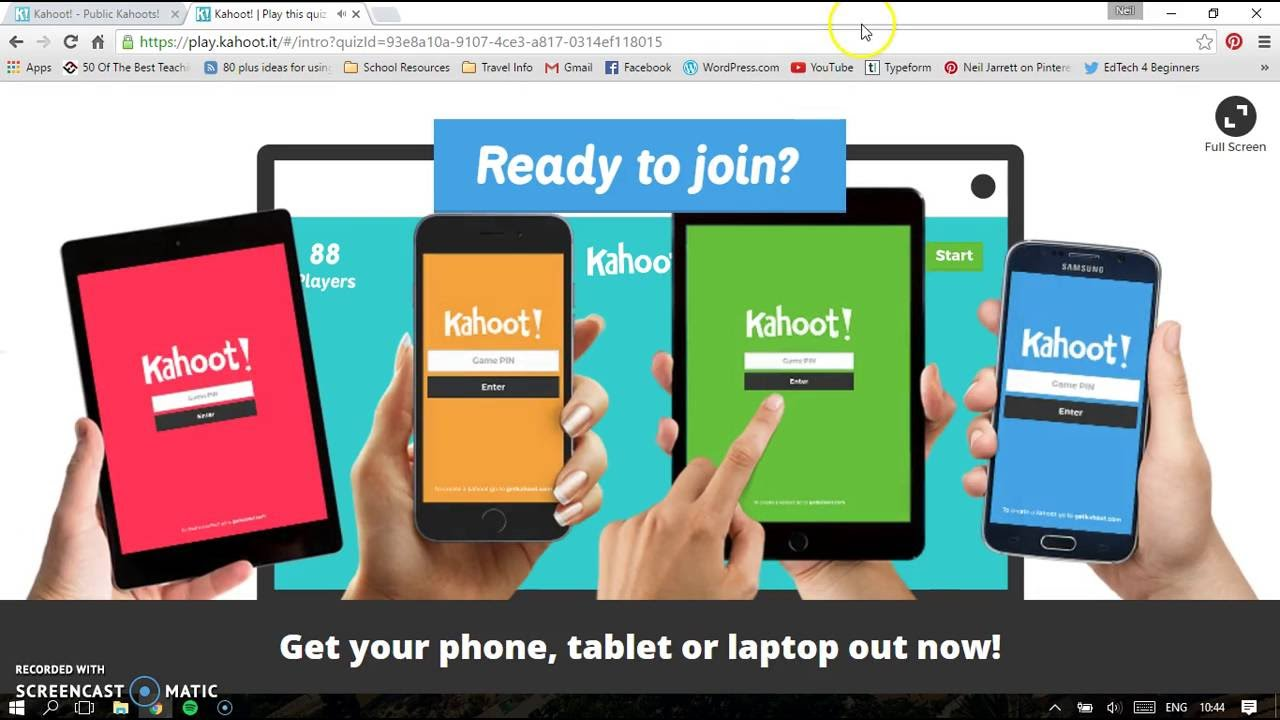 EdTech Tutorial: How To Use Kahoot! To Gamify Your Classroom
