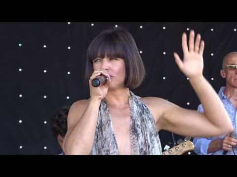 """Natasha St-Pier """" Un ange frappe a ma porte """" 28 mai 2017 en concert à Aubagne"""