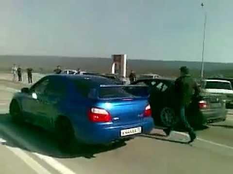Subaru Impreza VS BMW M5