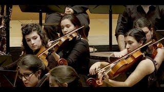 Beethoven: Sinfonía nº 5 - Rubén Gimeno - Orquesta Joven de la Sinfónica de Galicia