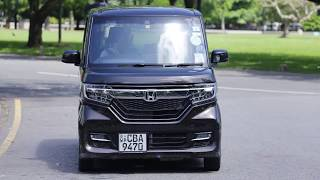 Test Drive - Honda N Box - September - 2019