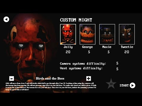 BIRDS AND THE BEES | JOLLY 3 CHAPTER 2 - OFFICE CUSTOM NIGHT 1