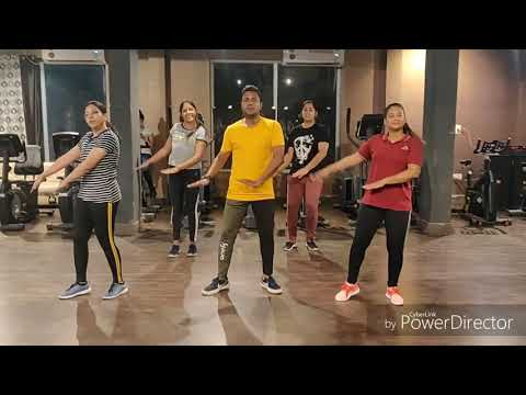 Sexy baliye song movie secret super star zumba fitness army choreograph by lucky singh the diamond a