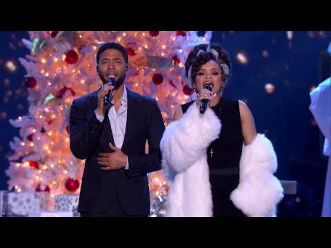 Jussie Smollet-Put A Little Love I ft.Taraji,Taye Diggs,Andra Day,Ne-Yo,Candice Boyd,