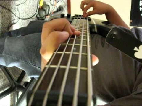 Shinedown - Sound of Madness (Bass Cover)