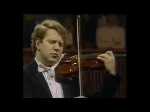 FELIX MENDELSSOHN - Violin Concerto in E minor, Op. 64 - Shlomo Mintz/Israel Symphony/Zubin Mehta
