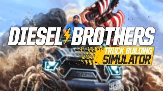 ИГРА ОТ ТЕЛЕКАНАЛА DISCOVERY CHANNEL - Diesel Brothers: Truck Building Simulator