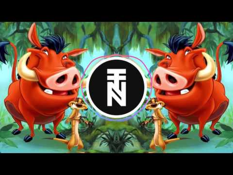 The Lion King Hakuna Matata (Remix Maniacs Trap Remix)
