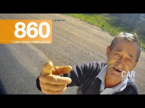 Car Crash Compilation 860 - January 2017