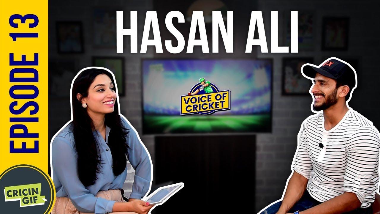 Hasan Ali in conversation with Zainab Abbas - Voice of Cricket Episode 13