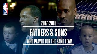 Like Father, Like Son: Larry Nance Jr, Gary Payton II, and More!
