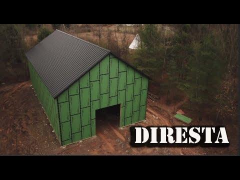 DiResta 56 Fabtech & Building update