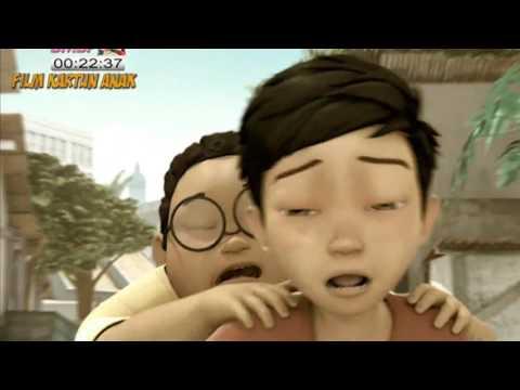 ADIT SOPO JARWO  Adit Jatuh Bunda Luluh FILM KARTUN ANAK HD