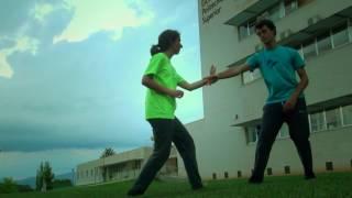 """KungFu UdG última classe dirigida """" Introducció al Kung Fu"""""""