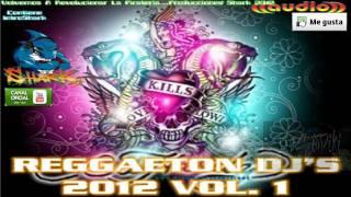 Yo se que tu kieres - Dj Fastik ★Reggaeton Djs 2012 Vol 1 ★*HD* By Tiestoriki