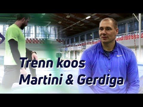PERSOONILUGU GERD KANTERIGA |Spordiakadeemia #1